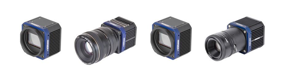 Imperx Industrial Tiger CCD Cameras