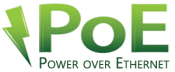 Power Over Ethernet Cameras